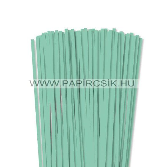 Menta, 6mm-es quilling papírcsík (90db, 49cm)