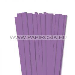 Orgona, 10mm-es quilling papírcsík (50db, 49cm)