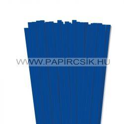 Ultramarin, 10mm-es quilling papírcsík (50db, 49cm)