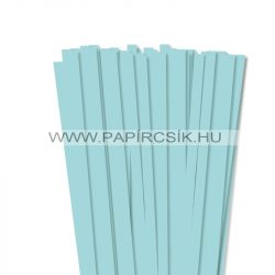 Középkék, 10mm-es quilling papírcsík (50db, 49cm)