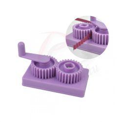 Quilling hullámosító, kreppelő eszköz (kicsi)