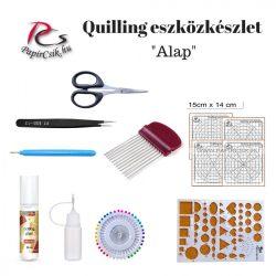 Quilling eszközkészlet - Alap