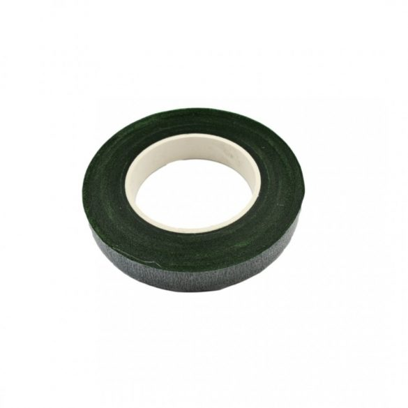 Szártakaró szalag, zöld (12mm x 30 m)