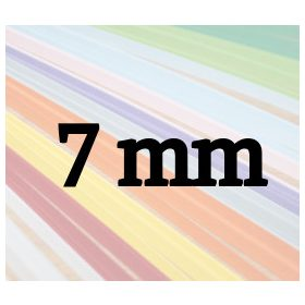 7mm-es quilling papírcsíkok